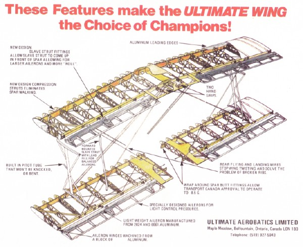 Ultimate Aircraft