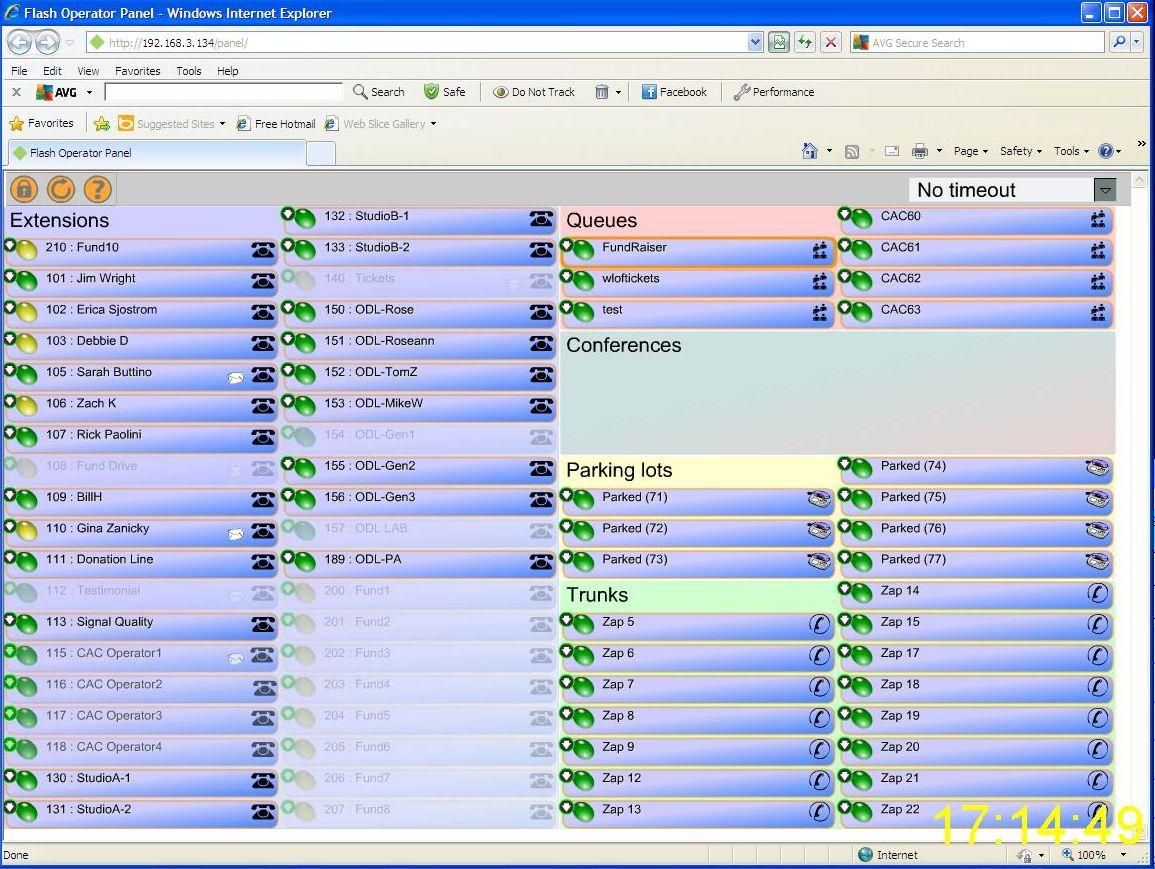 VOIP companies - mxnet